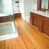 Longleaf Lumber - Reclaimed Rustic Heart Pine Flooring