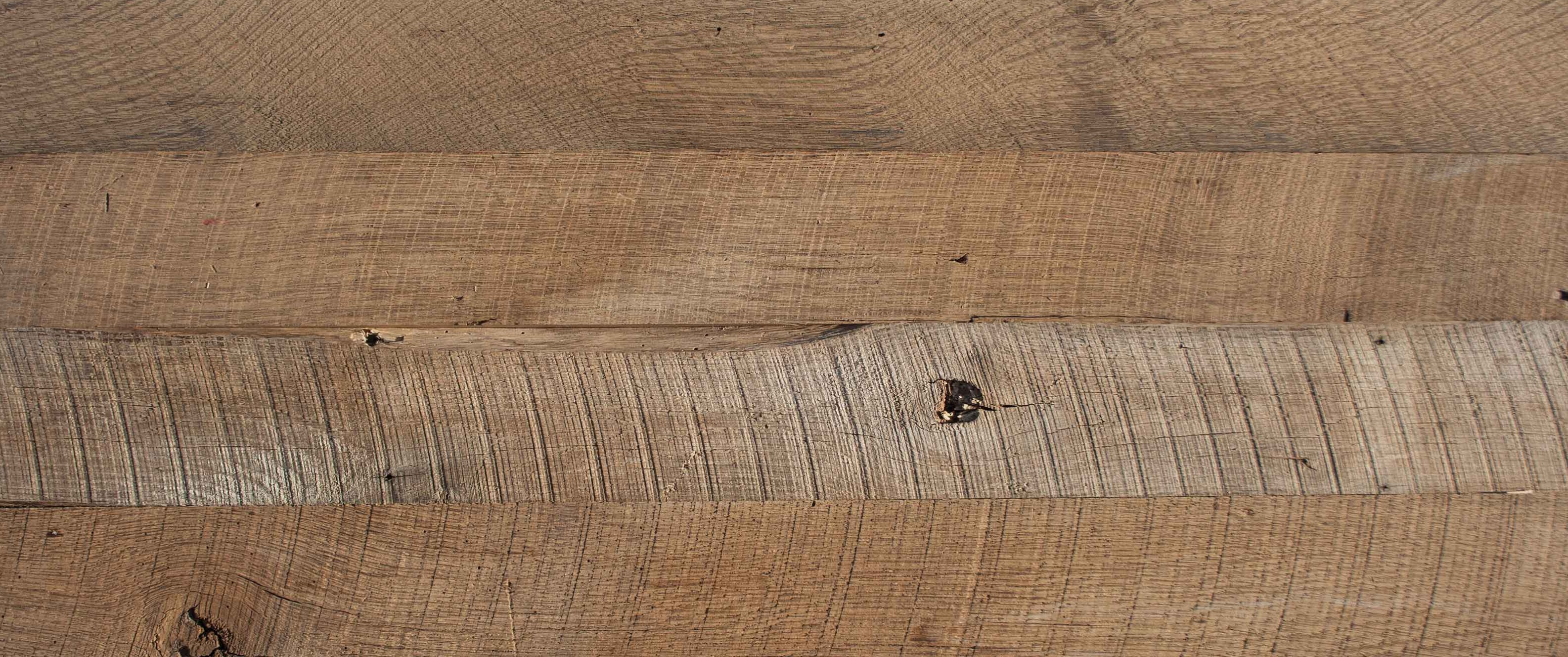 Longleaf Lumber  WireBrushed Oak Paneling