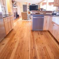 Longleaf Lumber - Reclaimed Hickory Mixed-Width Reclaimed ...