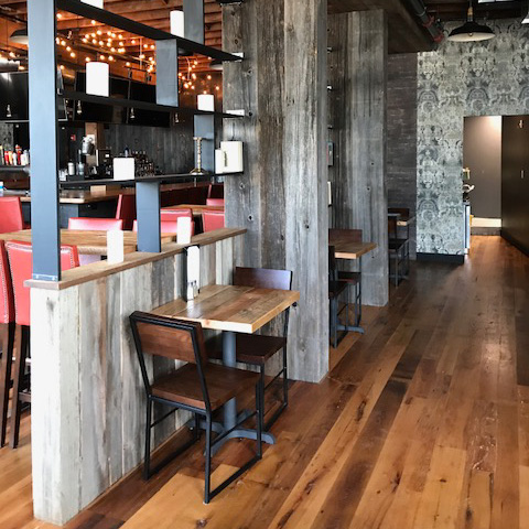 Longleaf Lumber  Reclaimed Paneling Tables Bar Tops