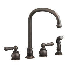Delta Motion Sensor Kitchen Faucet Tuscan Decor Product Line - Longley Supply Co.