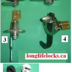 Steelcase Chair Parts Love Sac Haworth Locks Cores And Keys