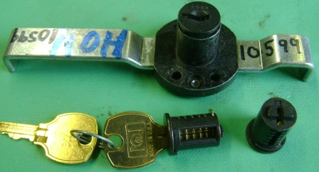 Hon locks