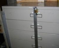 Outside Bar Locks for filing cabinets