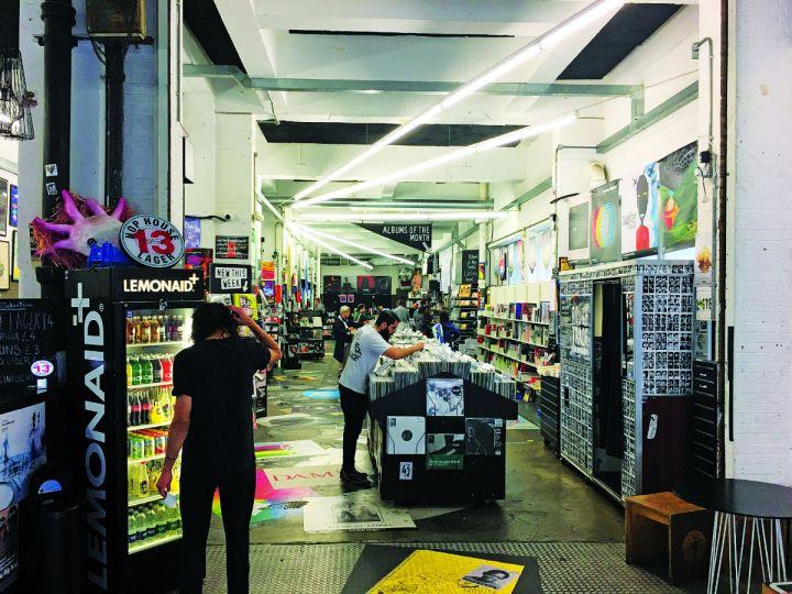 Rough Trade shop