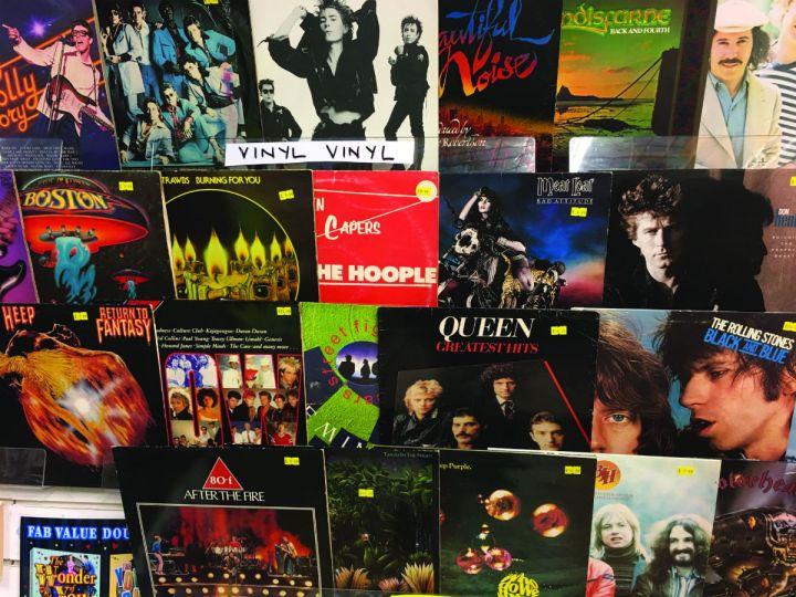 Too Damn Loud record shop Leeds