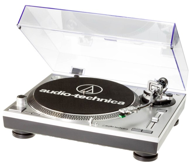 audio technica atlp120usb turntable