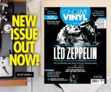 Long Live Vinyl Issue 14