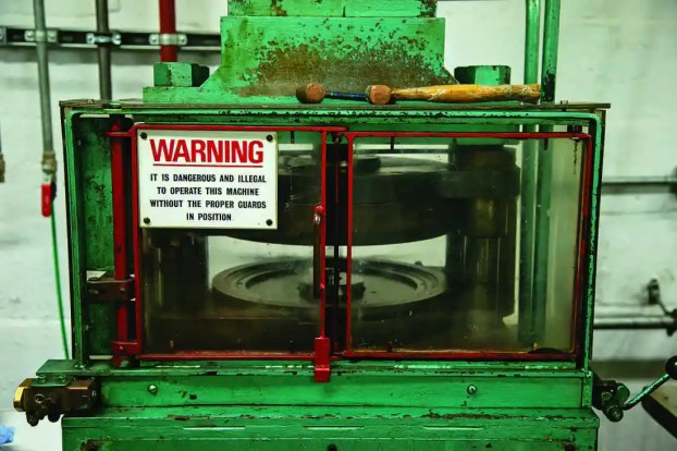 Pressing Concerns: The new breed of vinyl pressing plant