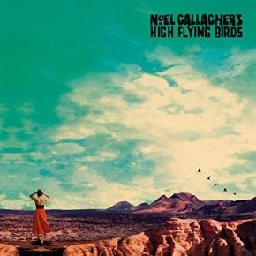 2018 Hyundai Mercury Prize Albums of the Year revealed - Noel Gallagher's High Flying Birds - Who Built The Moon?