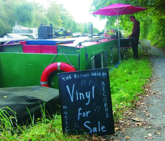 Talking Shop: River Man, The Record Deck