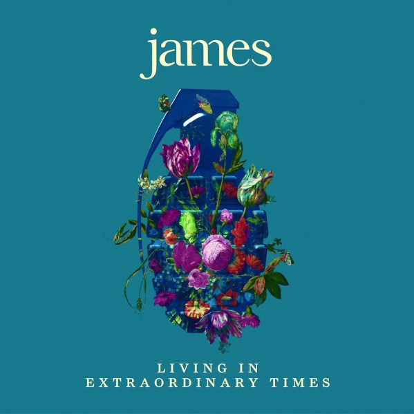 Review: James - Living In Extraordinary Times