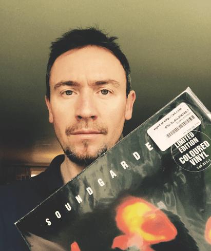 The Vinylist: Steve Fletcher