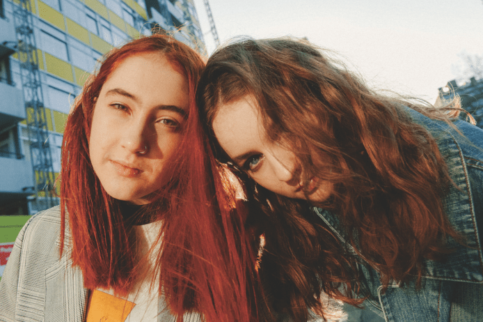 Gran Designs: Let's Eat Grandma interview