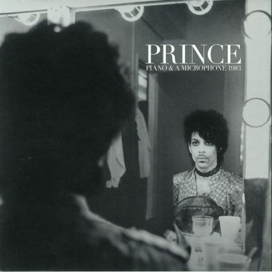 Review: Prince - Piano & A Microphone 1983