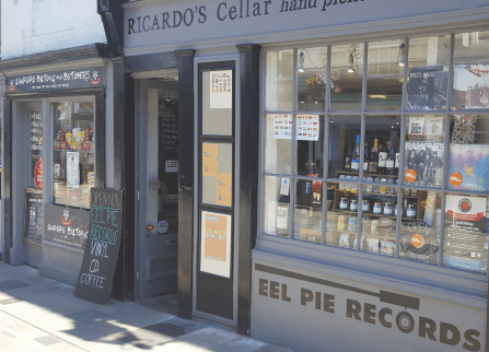 Talking Shop: Eel Pie Records, Twickenham