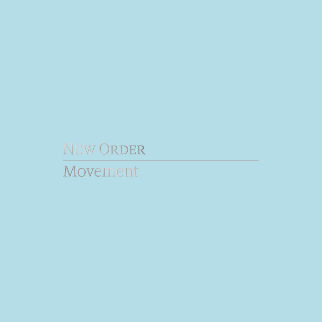 New Order announce Movement box set