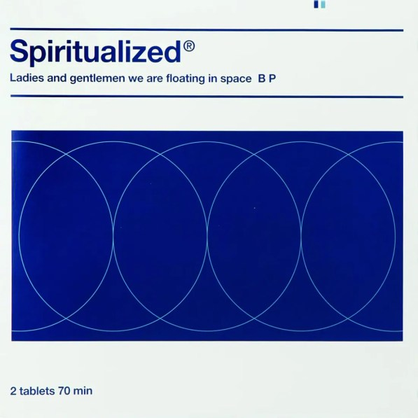 The Story Behind The Sleeve #19: Spiritualized - Ladies And Gentlemen We Are Floating In Space