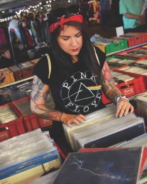 The Vinylist: Melina Pieters