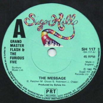 Grand Master Flash single