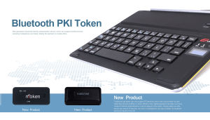 Longmai Bluetooth Terminal Models