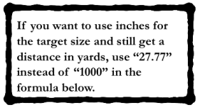 Ryan Cleckner: How to Estimate and Adjust for Target