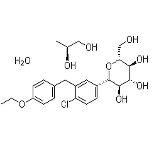 Dapagliflozin Propanediol Monohydrate/960404-48-2