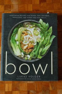 Bowl cookbook