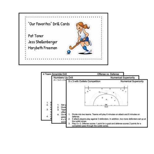 small resolution of pat toner our favorites drill cards