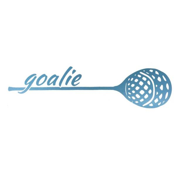 Lacrosse Goalie Stick Decal longstrethcom