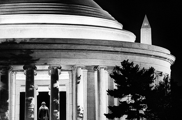 """Jefferson Memorial"""