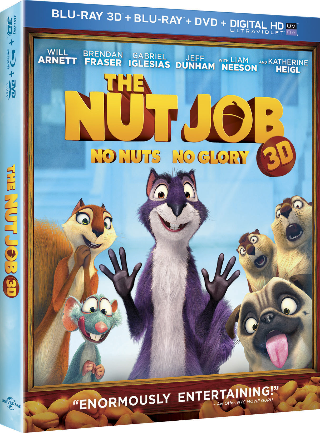 The Nut Job Activity Sheets And Recipe