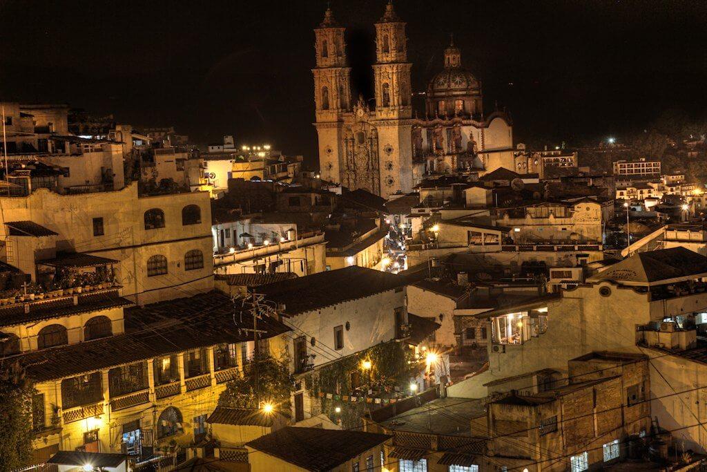 La bella e sporca Taxco de Alarcon in Messico