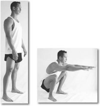 Allenamento Funzionale Gambe