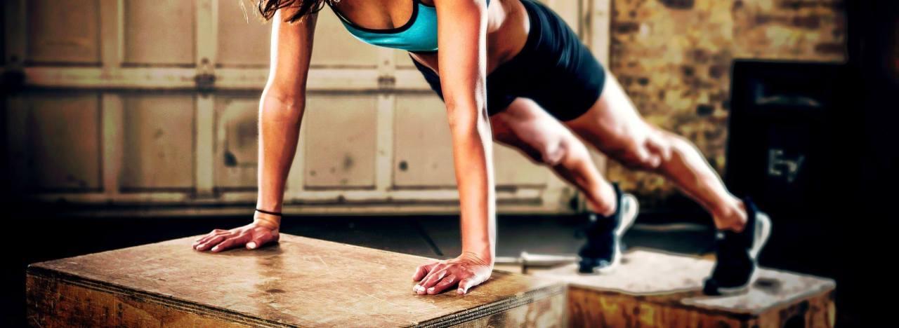 Allenamento Funzionale - Spinte - Flessioni sulle braccia