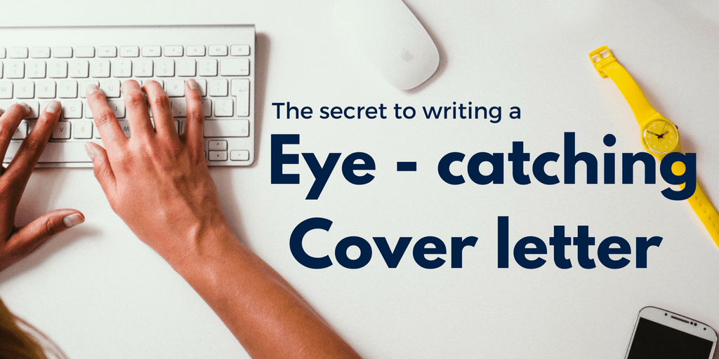 The Secret To Writing An EyeCatching Cover Letter  Longwood University