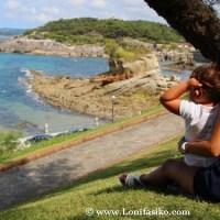 Santander con niños: parque de La Magdalena, ese rincón que lo tiene absolutamente todo