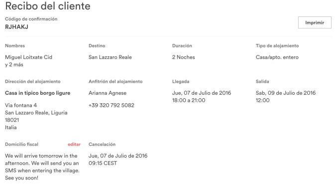 Airbnb reserva inmediata Cancelacin y reembolso  Lonifasiko