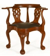 Build a Newport Roundabout Chair - Lonnie Bird