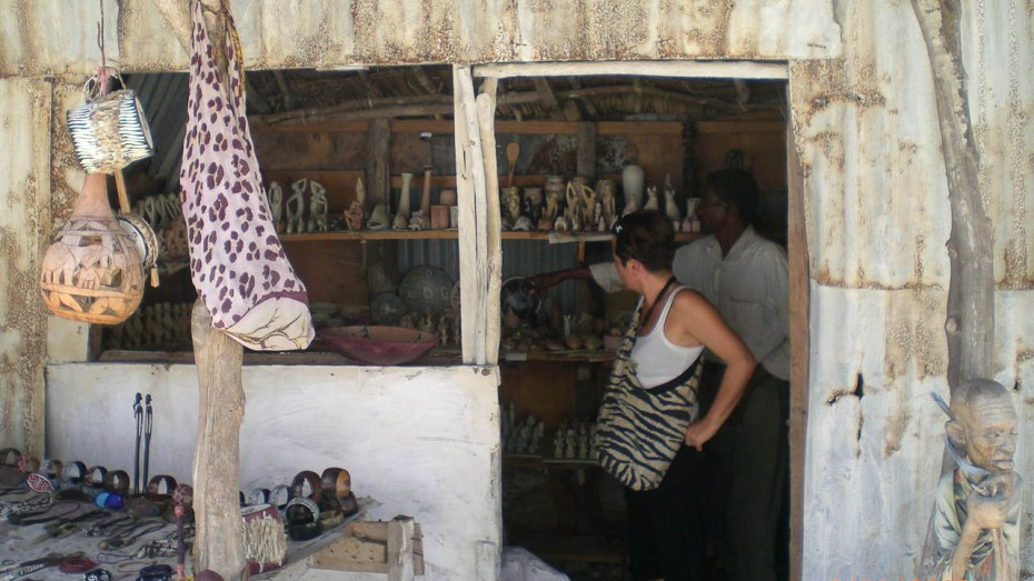 Shopping in Watamu