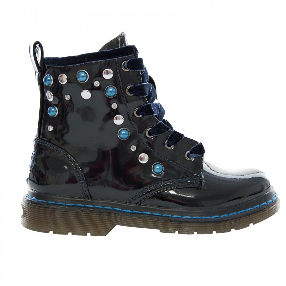 fb7541bb Lelli Kelly Lucilla Ankle Boot Navy