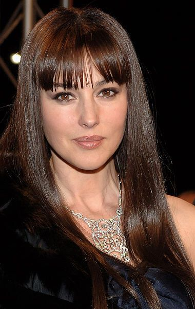 Monica Bellucci Through The Years Look4ward