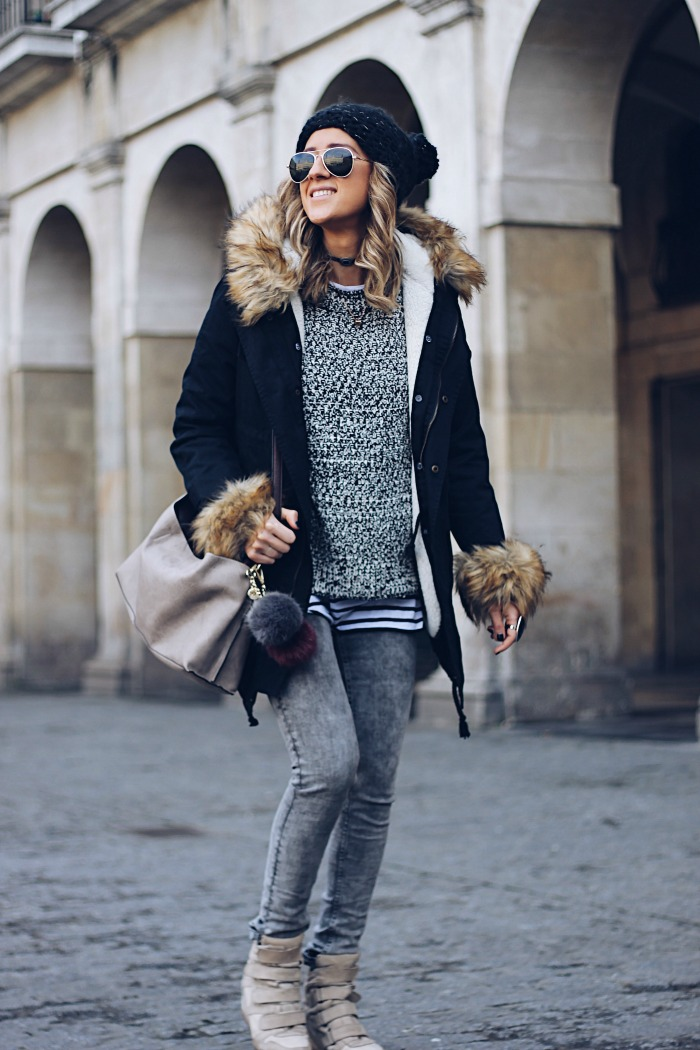 3 CLAVES DEL LOOK PARA EL FRIO PERFECTO  Look and Chic