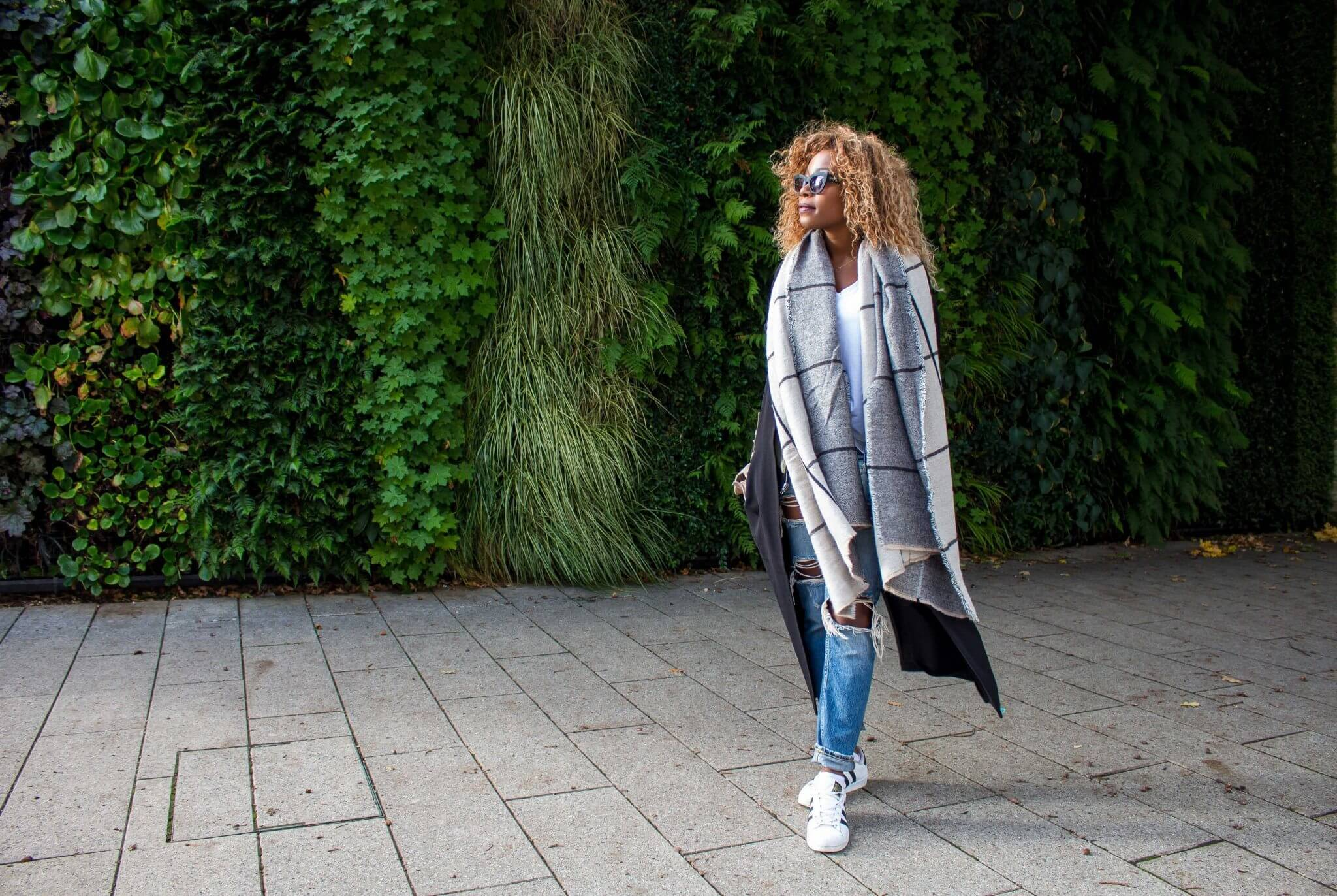 zara-scarf-schal-asos-duster-adidas-superstars-blogparade-2