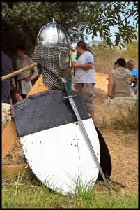 Фестиваль «Рыцари Иерусалимского Королевства» в кибуце Цуба