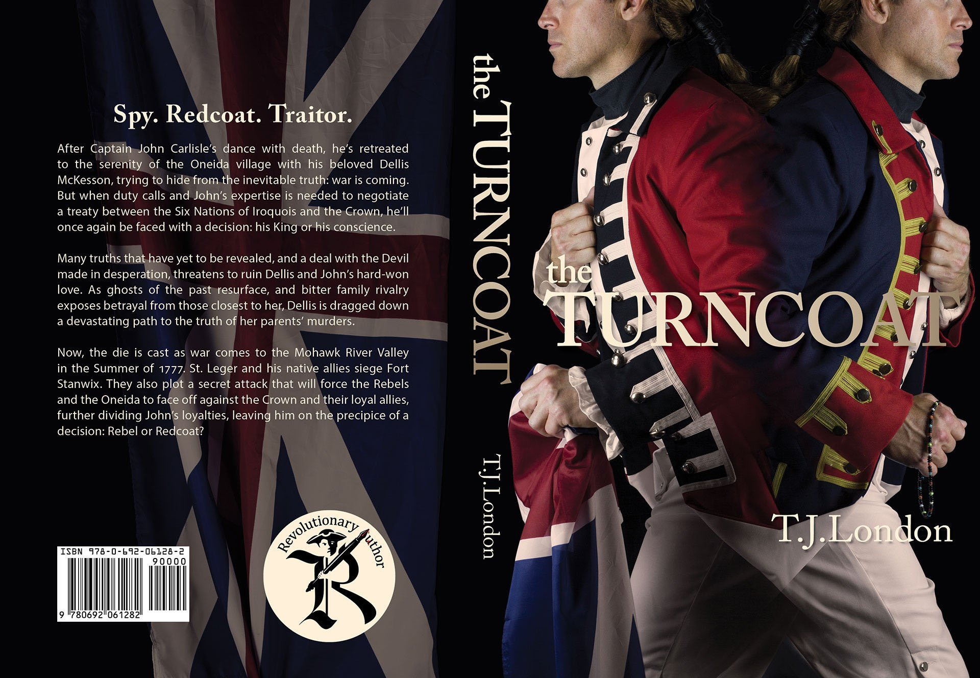 the TURNCOAT by T.J.London