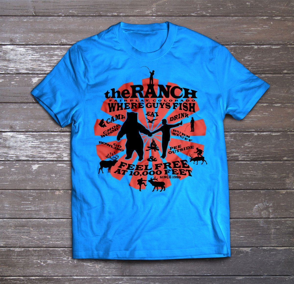 RANCH-2010-T-Shirt