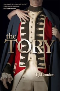the Tory eBook cover design by Steve Miller of LookAtMyDesigns.com