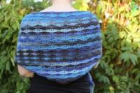 Monday Blues Shawl - A Free Crochet Shawl Pattern  Look ...