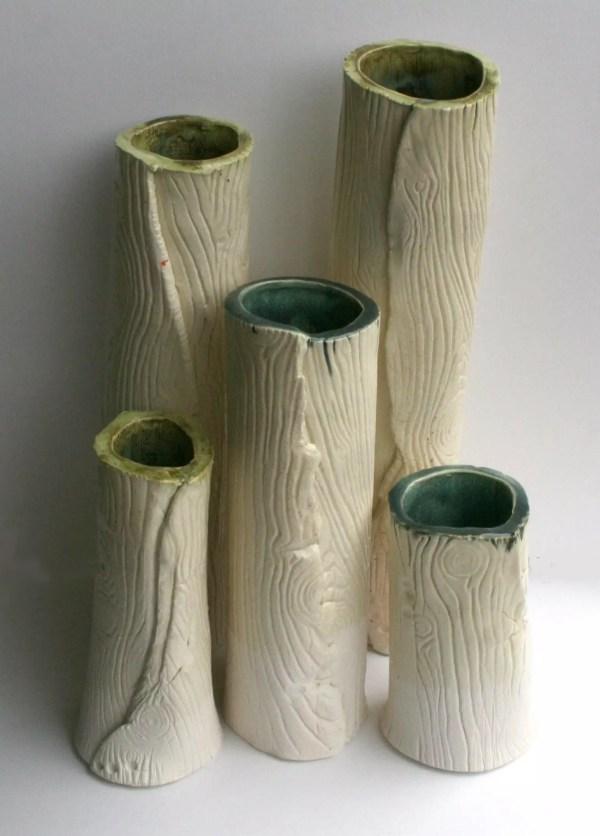 Handmade Ceramic Pottery Vases